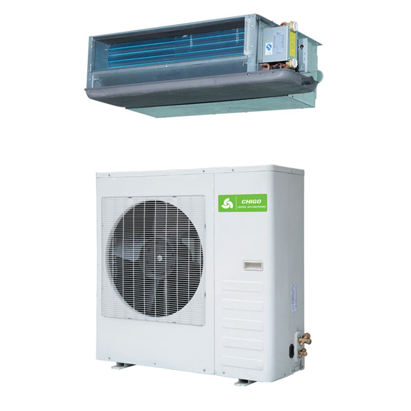 Duct type split air conditioner in bangladesh general ac for Split type ac