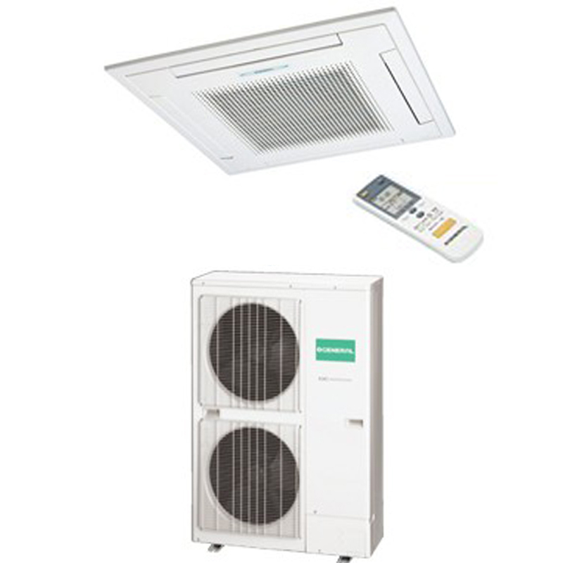 General 4.5 Ton Cassette Ac price Bangladesh, cassette type air conditioner price bangladesh, General Air conditioner 4.5 ton price Bangladesh